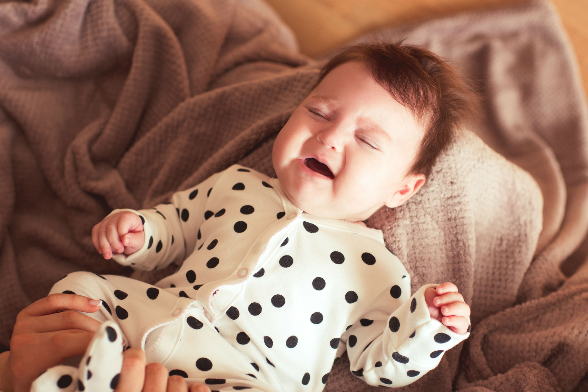 7 tips to make it through your baby's first cold - ParentsCanada