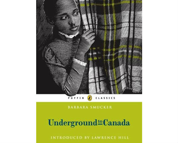 book cover called Underground to canada