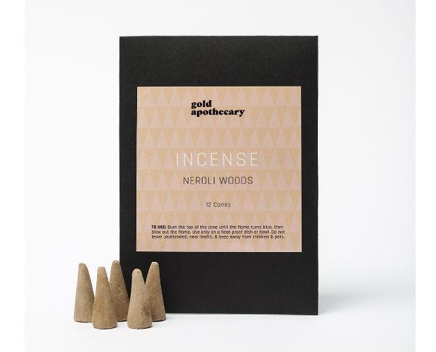 Neroli Woods Incense Cones