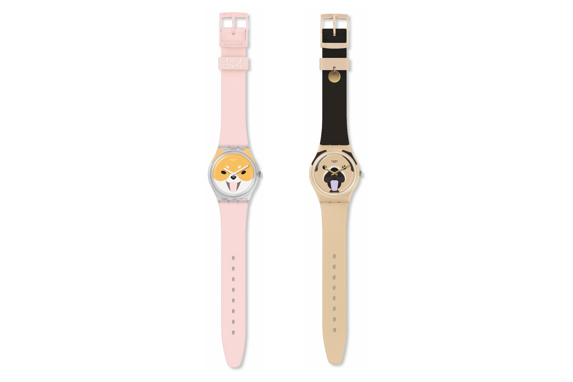 watches with dog faces on them