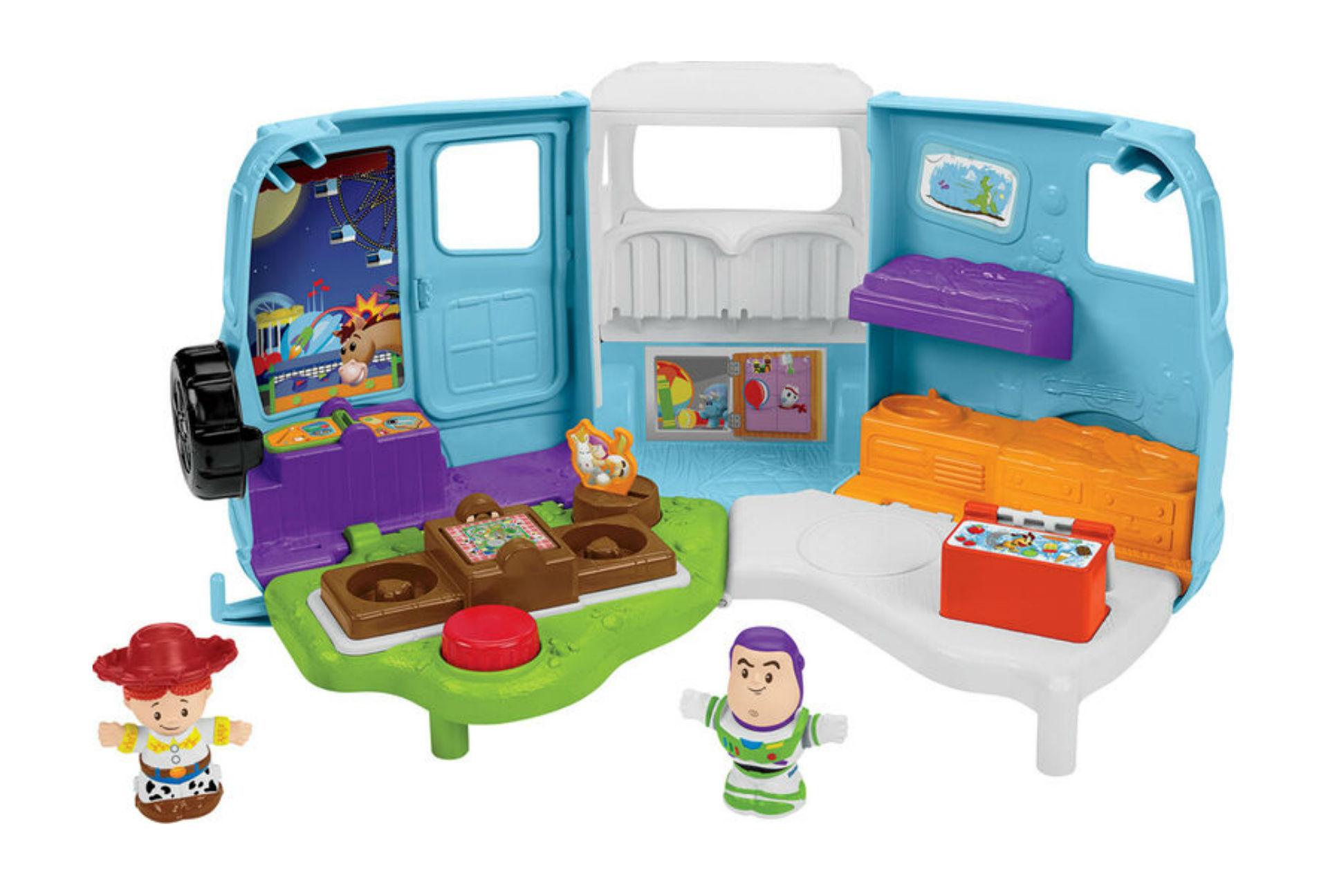 Little People Jessie's Campground Adventure