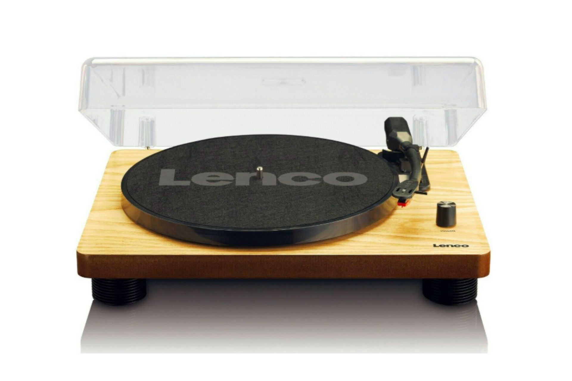 Lenco LS-50 turntable with built-in speakers + USB Bluetooth