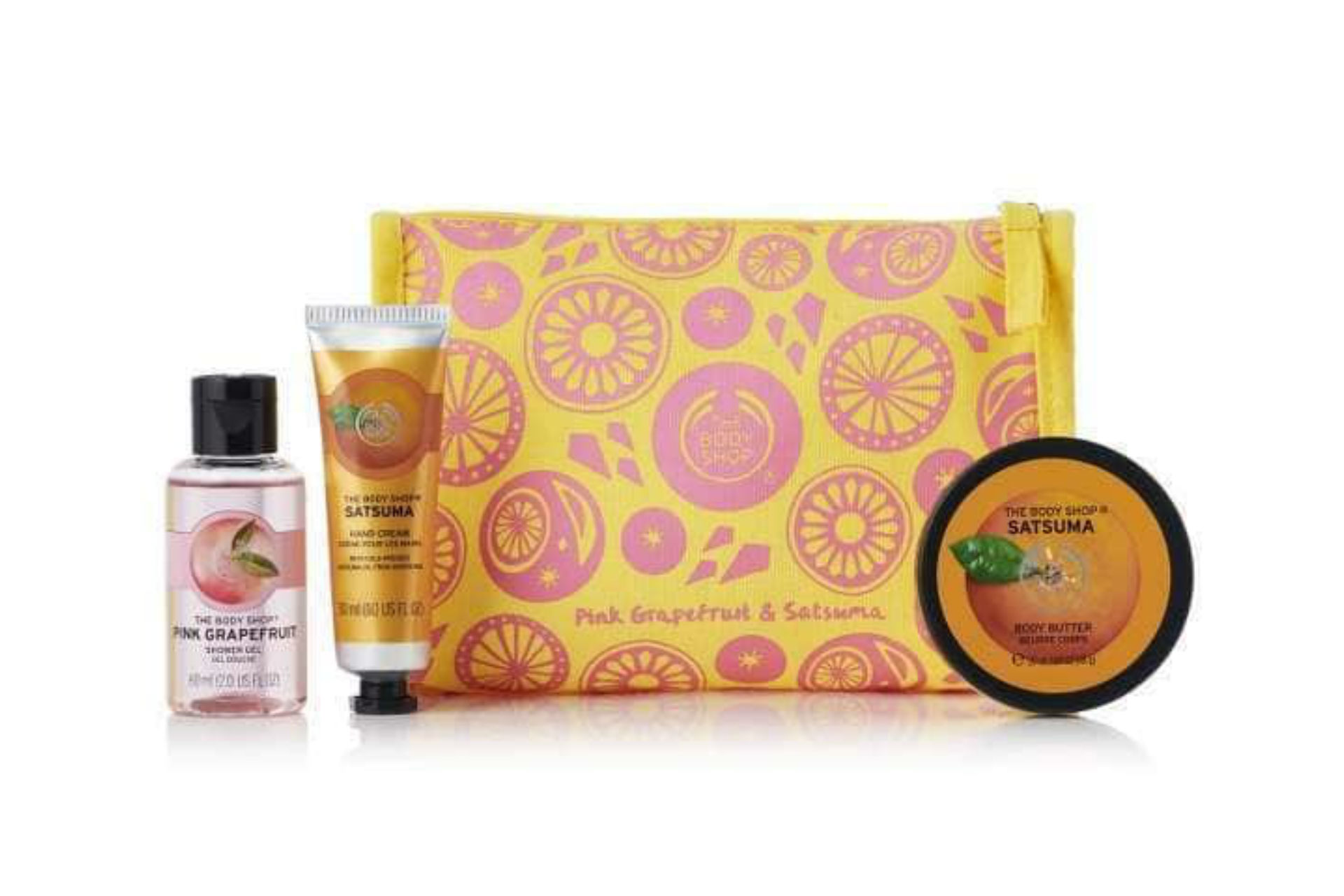 Zingy and zesty citrus delights bag