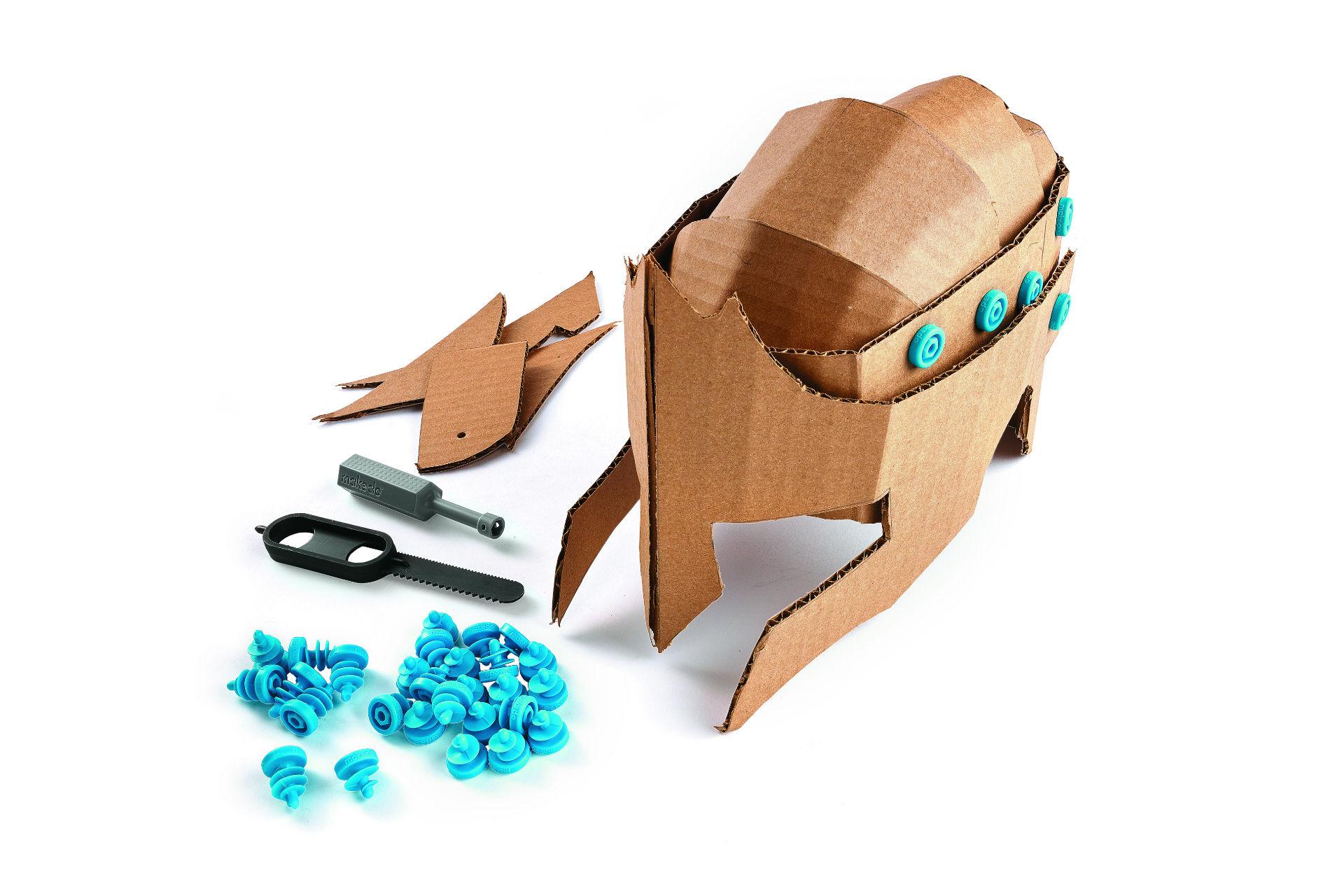 Makedo Cardboard Building System