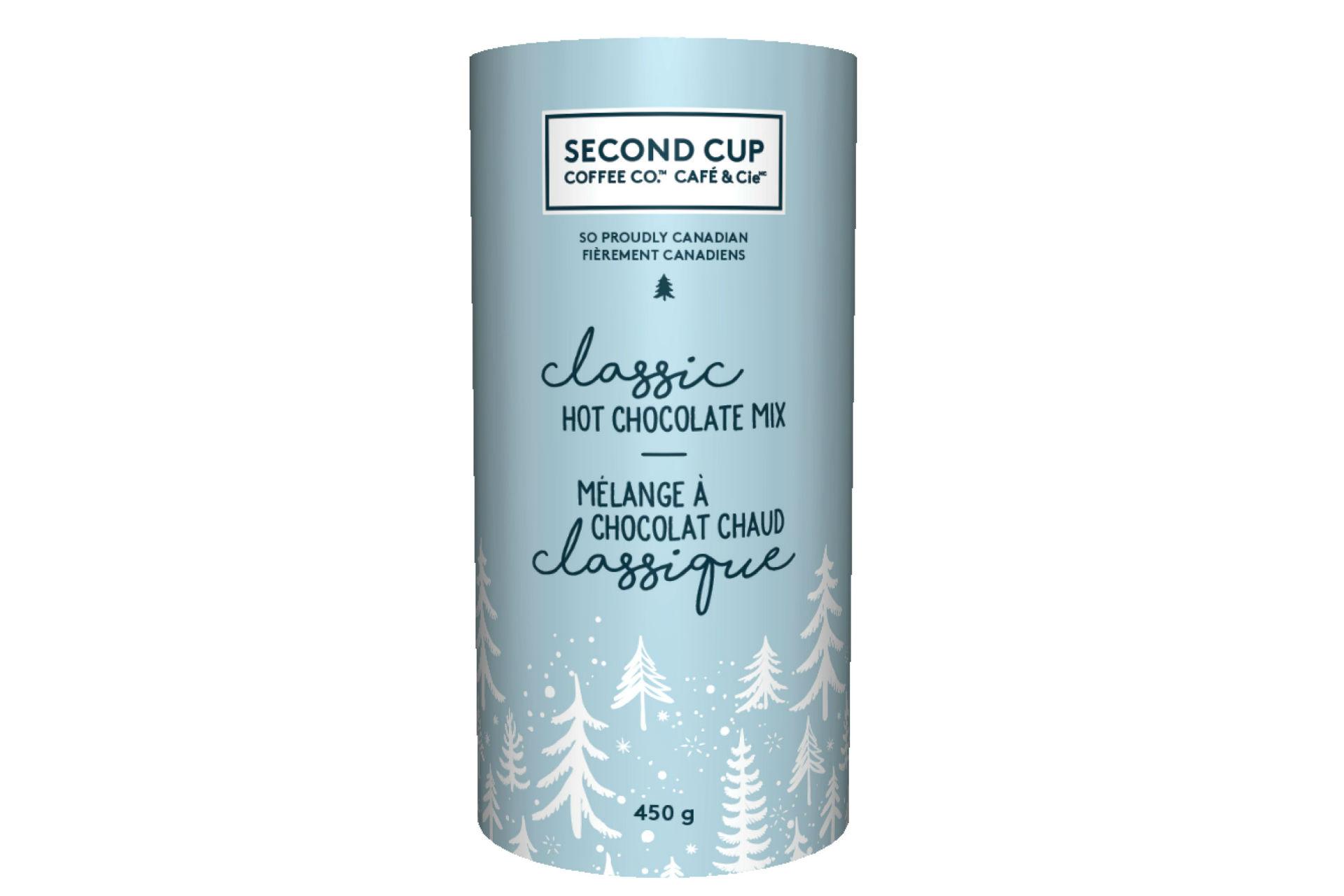 Classic hot chocolate mix