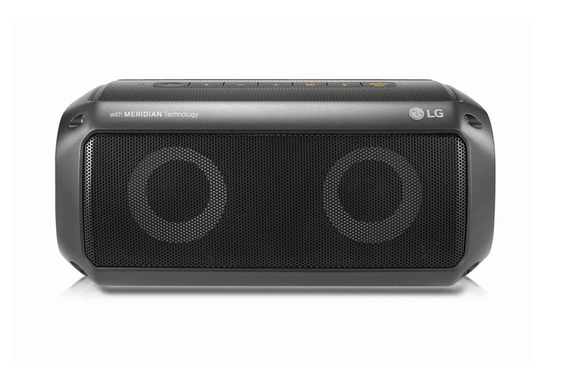 LG PK3 portable, waterproof speaker