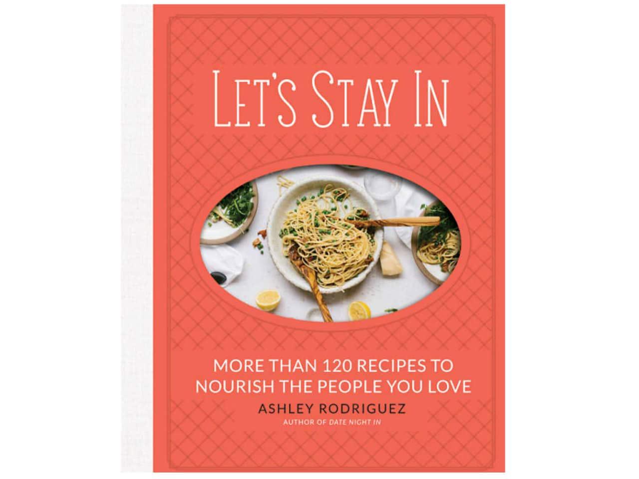 cookbook that says