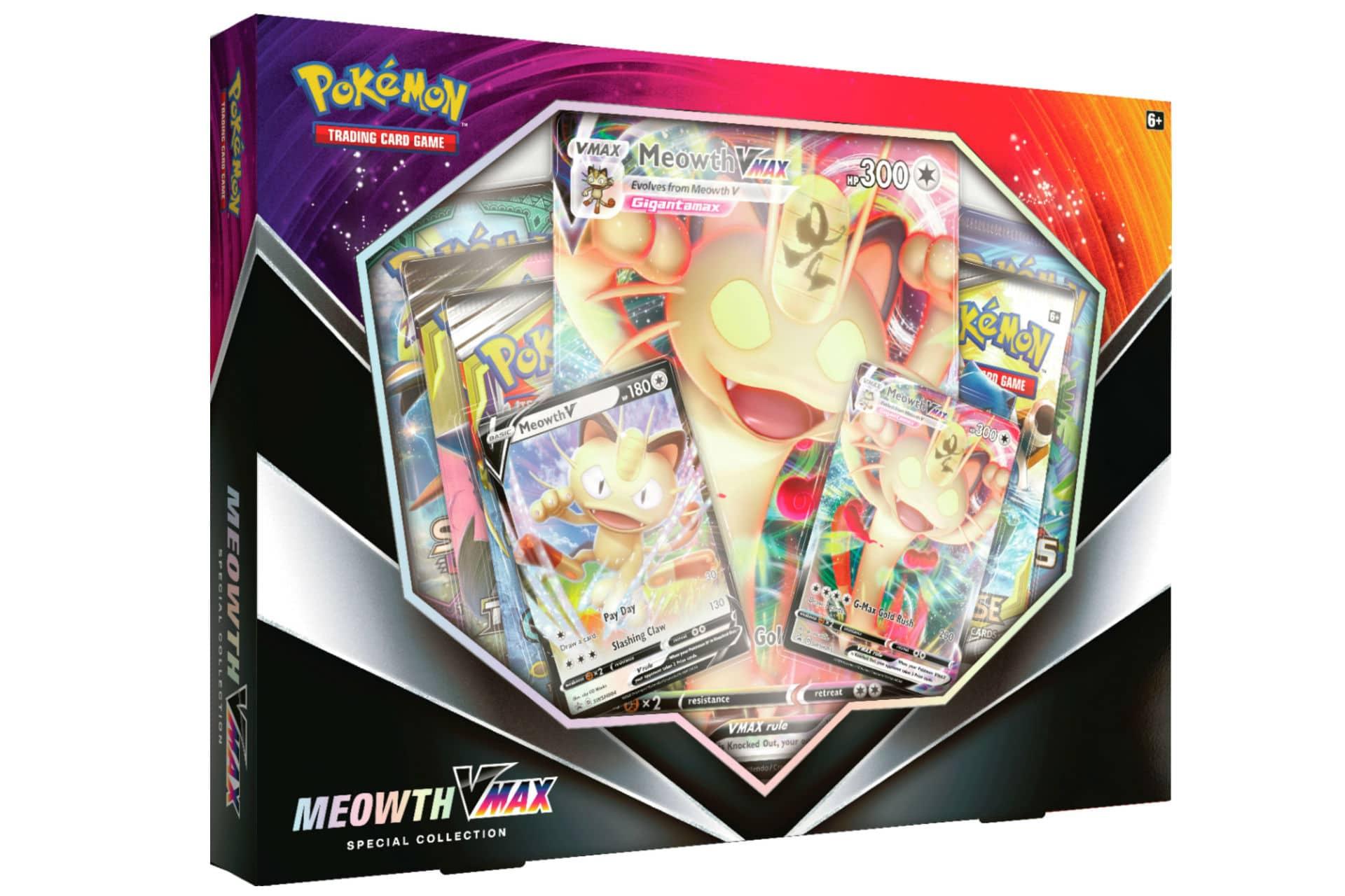 Pokémon V Teaser Box