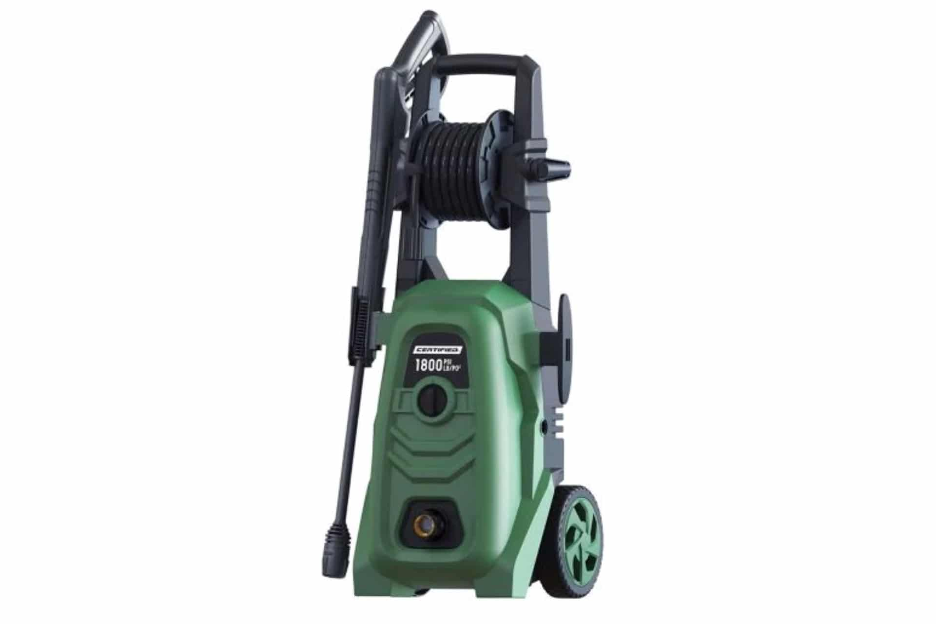 green power washer