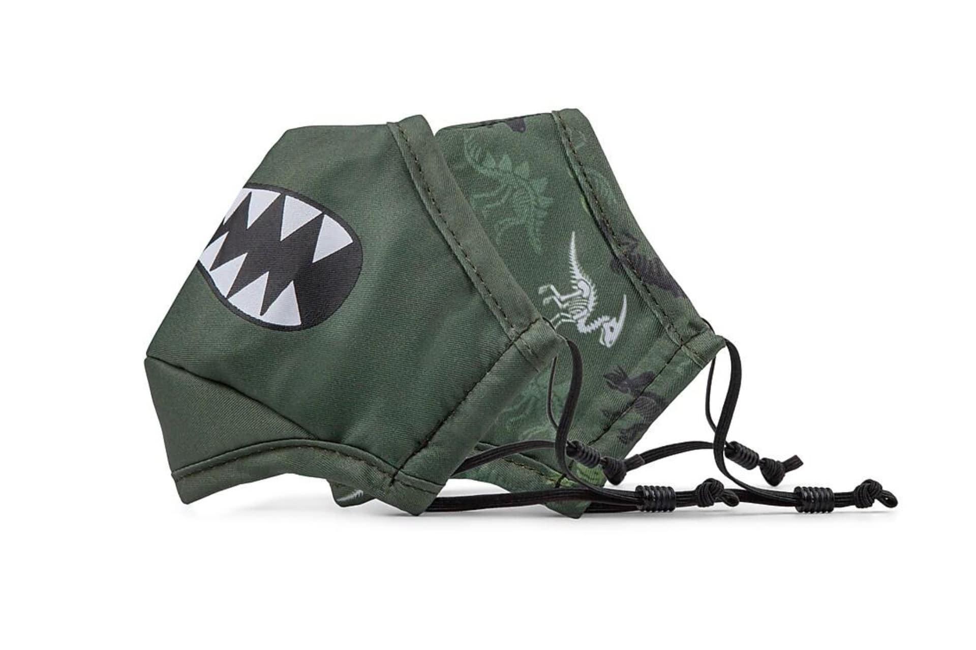 dino reusable mask