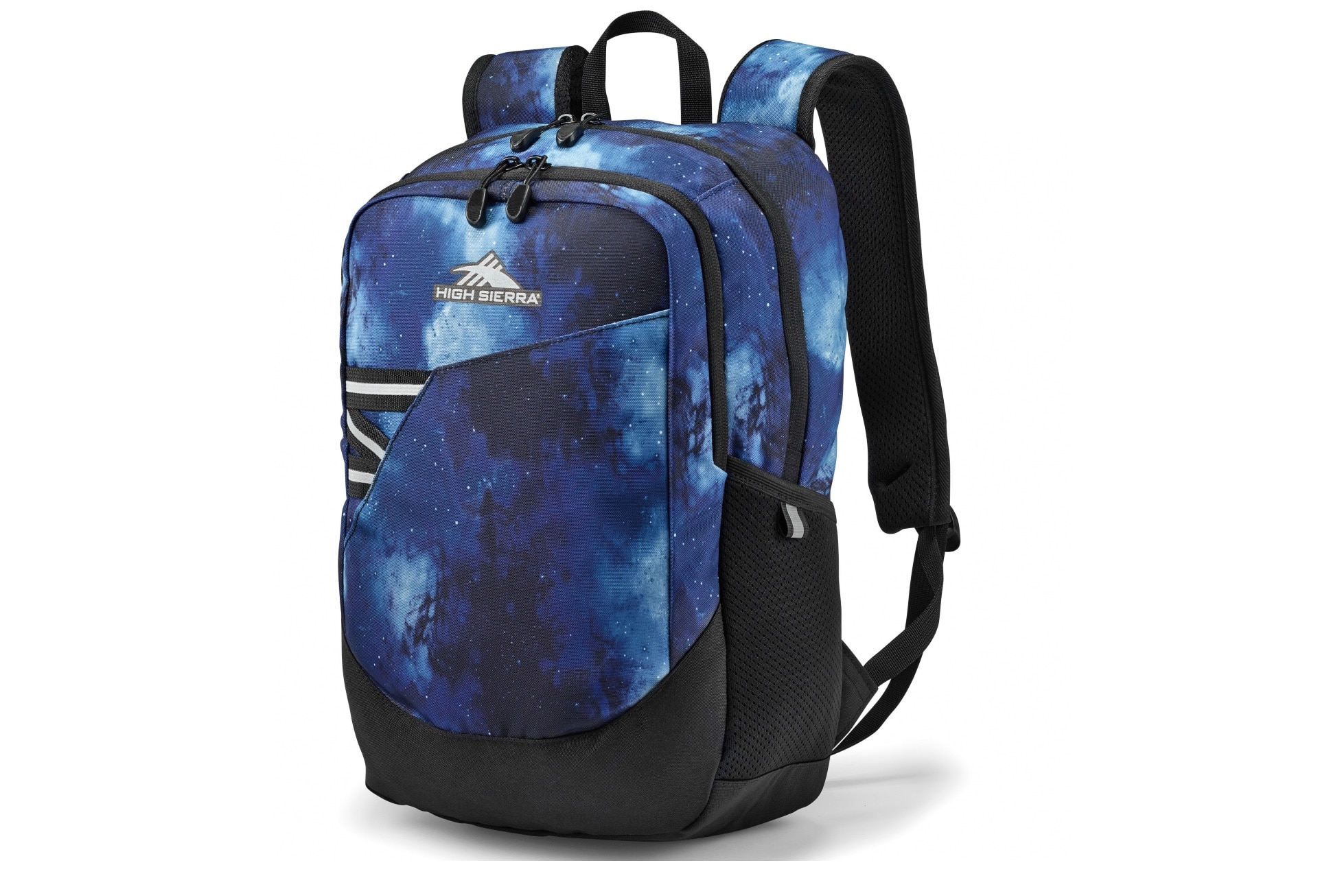 backpack with space pattern