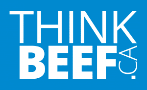 Think Beef logo