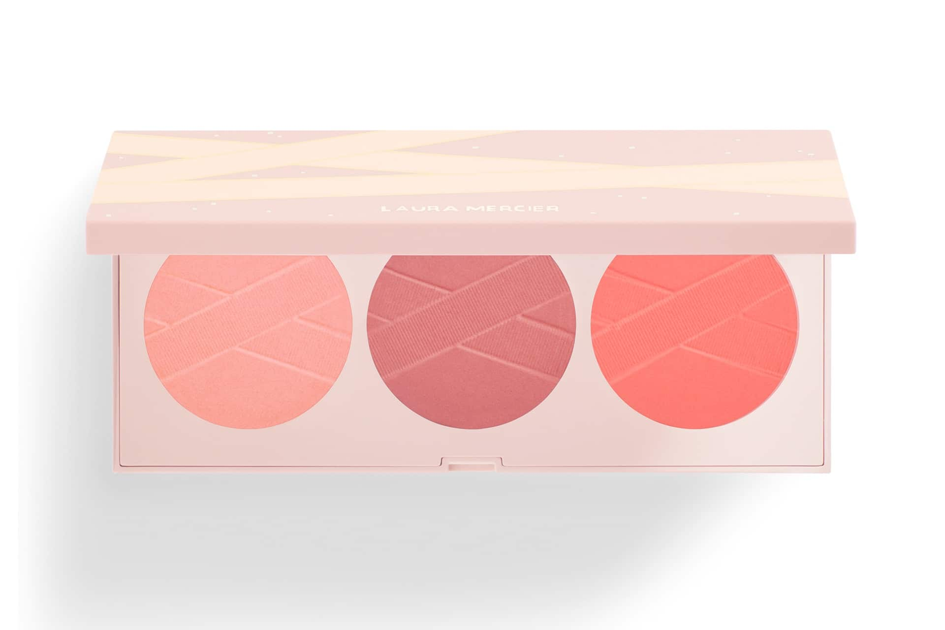 pink trio of blushes from Laura Mercier